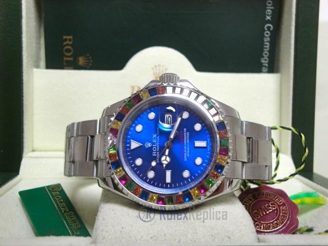 rolex replica yacht master I SARU blue dial orologio replica