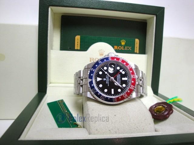 rolex replica GMT master II rosso blue classic jubilèè orologio replica