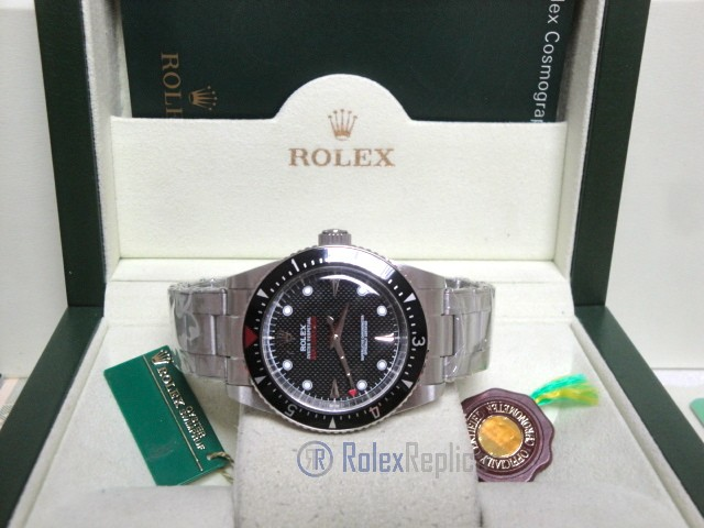 rolex replica milgauss vintage black dial orologio replica copia
