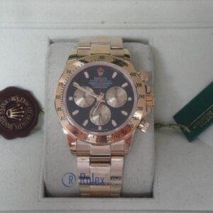 rolex replica daytona crono oro giallo black dial panda orologio replica copia imitazione