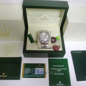 rolex replica daydate ll acciaio centenario dial oyster orologio replica copia imitazione