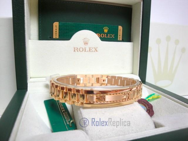 Rolex replica gioielli bracciale II president-style oro giallo
