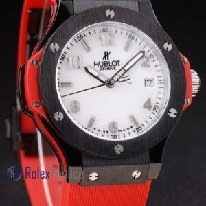 hublot replica big bang pro-hunter titanium ceramic orange orologio copia