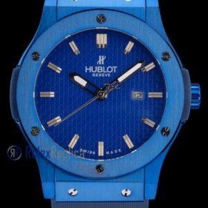 hublot replica big bang vendome ceramic blue orologio copia