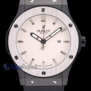 hublot replica big bang vendome acciaio white dial orologio copia