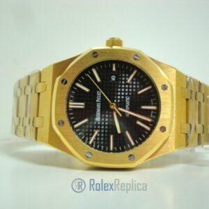 audemars piguet replica royal oak jumbo oro giallo black dial imitazione copia