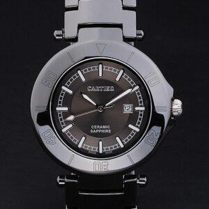 Cartier replica pasha black ceramic orologio imitazione perfetta