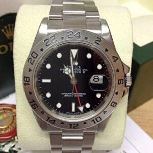 Rolex replica explorer II classic 16570 40mm Black Dial