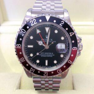 Rolex replica GMT Master II 16710 Coke Bezel From 1991 orologio replica