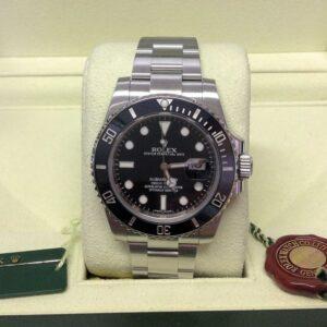 rolex replica submariner nero ceramica orologio replica copia imitazione
