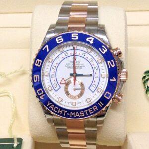 rolex replica yacht-master II 116681 44mm bi-colour orologio replica copia