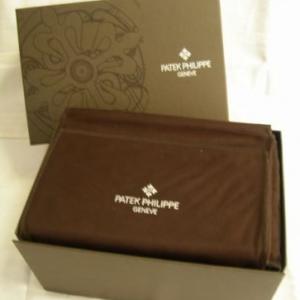 patek philippe replica scatola box cofanetto portaorologi completo booklet service