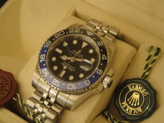 Rolex replica GMT-Master II